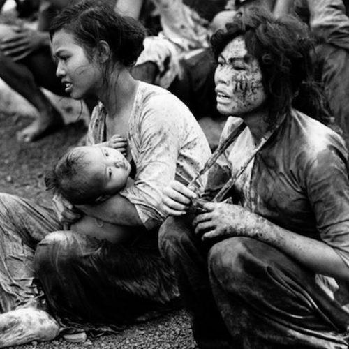 """""""Βομβαρδισμοί των Χριστουγέννων"""" (1972). Ανηλεής βομβαρδισμός του Βιετνάμ από τις ΗΠΑ. Ο πόλεμος σε νούμερα, 70 φωτογραφίες"""