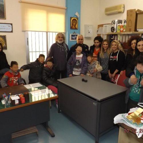 Παραδόθηκε βοήθεια   που συγκέντρωσε εθελοντικά το προσωπικό της  Αστυνομικής Διεύθυνσης Κ. Μακεδονίας