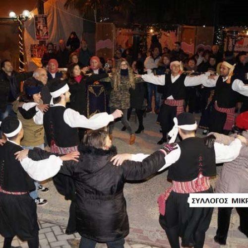 """Ο Σύλλογος Μικρασιατών Ημαθίας στην """"Αστερούπολη"""""""