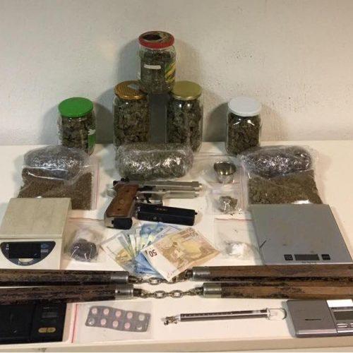 Συνελήφθησαν για αγοραπωλησία ναρκωτικών από την Ομάδα Δίωξης Ναρκωτικών Βέροιας