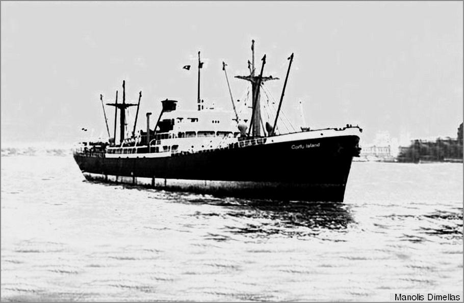 Το πλοίο Κέρκυρα