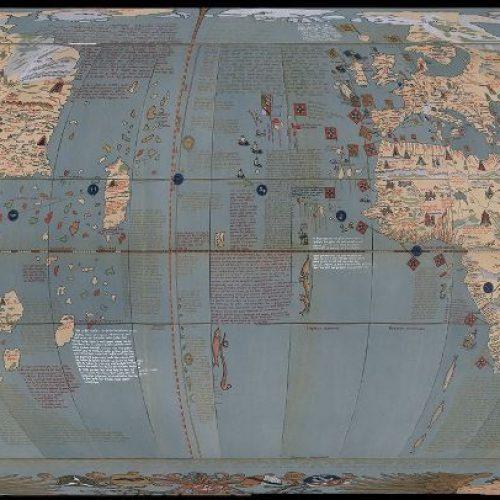 """Πλέον, μπορείτε να """"κατεβάσετε"""" δωρεάν πάνω από 71.000 ιστορικούς χάρτες"""