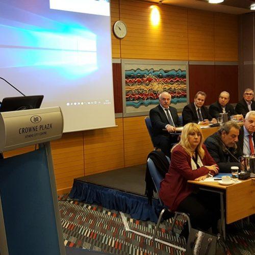 Συνδιάσκεψη του Π.Ι.Σ  με τους Προέδρους των  Ιατρικών Συλλόγων παρουσία του Υπουργού Υγείας