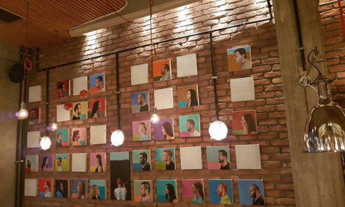 """""""ΘΑΜΩΝΕΣ"""". 'Εκθεση Δημήτρη Κουκούδη στο ΜΠΡΙΚΙ στη Βέροια"""