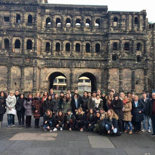 Μαθητές και καθηγητές του 3ου ΓΕΛ Βέροιας  στην Γερμανία
