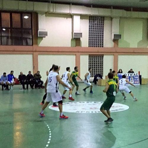 Μπάσκετ: ΓΑΣ Αλεξάνδρειας - ΑΟΚ Βέροιας (56-71)