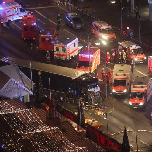 Το χρονικό της τραγωδίας στο Βερολίνο – 12 νεκροί και 48 τραυματίες - video