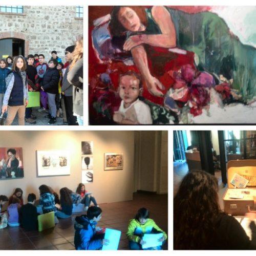 """""""Κοινός Τόπος""""  η τέχνη για τους μαθητές του Μουσικού Σχολείου   Βέροιας"""