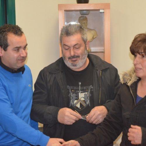 Μνημόνιο συνεργασίας της Κ.Ε.Δ.Α με τον Φιλανθρωπικό μη Κερδοσκοπικό Σύλλογο Γονέων και Κηδεμόνων ΑμεΑ Ν. Ημαθίας