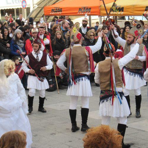 Η παράδοση αντιστέκεται - Η Εύξεινος Λέσχη Βέροιας ξαναζωντάνεψε τους Μωμόγερους