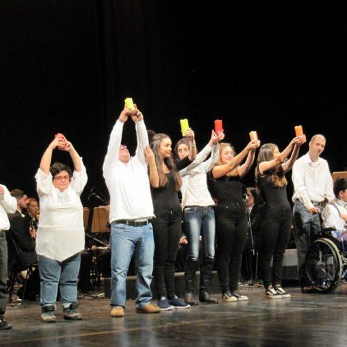 Τα παιδιά του ΚΕΜΑΕΔ πρωταγωνιστές και πάλι σε μια παράσταση αξιοπρέπειας, ισότητας  και αγάπης