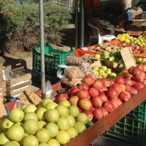 Μετατίθεται η μέρα   λειτουργίας της Λαϊκής Αγοράς  στο Μακροχώρι