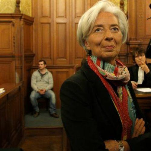 """Ξεκίνησε η δίκη της Λαγκάρντ για """"αμέλεια"""" σε κατάχρηση 400 εκατομμυρίων ευρώ"""