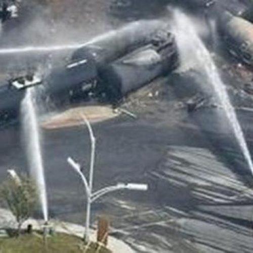 Βουλγαρία: Έκρηξη σε τρένο που μετέφερε προπάνιο-Τουλάχιστον 4 νεκροί