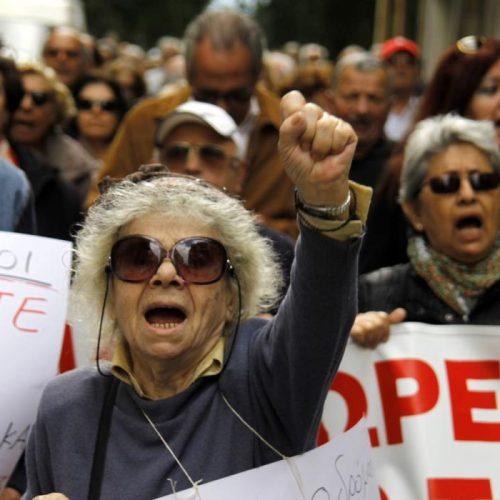 """Σωματείο Συνταξιούχων ΙΚΑ Βέροιας: """"Με ψίχουλα δεν μας κοροϊδεύεται"""""""