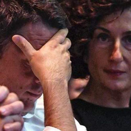 """Καταιγιστικές οι εξελίξεις στην Ιταλία - """"Οχι"""" είπε το 59% των Ιταλών στο  δημοψήφισμα"""