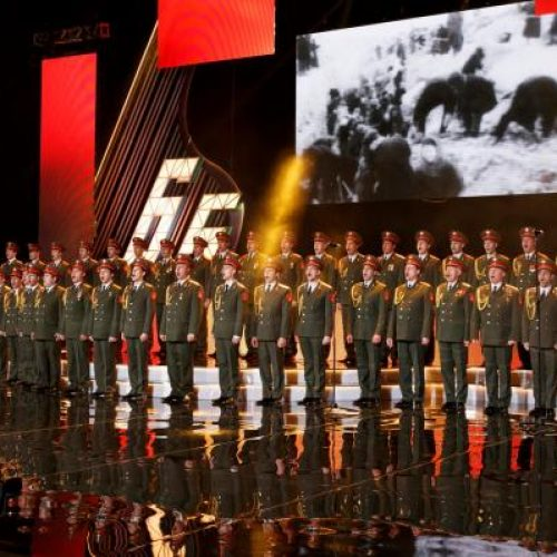 Ensemble Alexandrov: Η θρυλική ορχήστρα που επέβαινε στο μοιραίο Τουπόλεφ