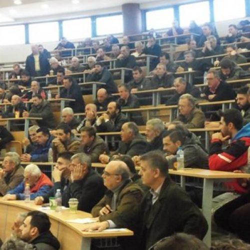 """Αγροτικός Σύλλογος Νάουσας """"Μαρίνος Αντύπας"""": Το ψήφισμα της Πανελλαδικής Σύσκεψης των ΜΠΛΟΚΩΝ στη Λάρισα"""