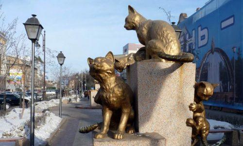 """""""Οι γάτες του  Λένινγκραντ -  Οι... γούνινοι ήρωες της Αντιφασιστικής Νίκης!"""" γράφει ο Γρηγόρης Τραγγανίδας"""