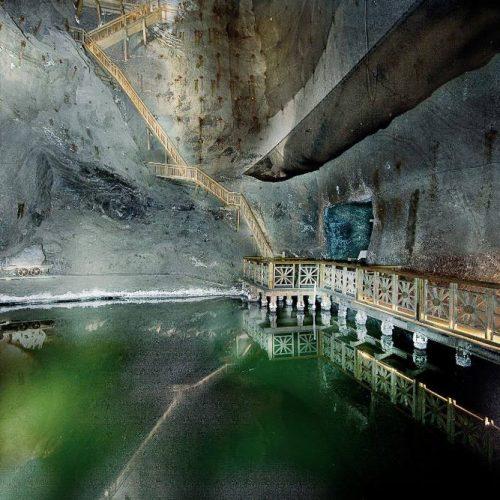 Ορυχείο αλατιού  Βιελίτσκα  της Πολωνίας  - Μνημείο  Παγκόσμιας  Πολιτιστικής Κληρονομιάς της UNESCO