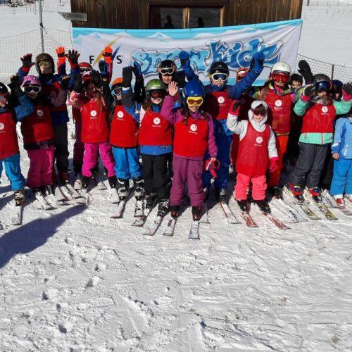Ο ΣΧΟΒ για την Παγκόσμια Ημέρα Χιονιού στο Χιονοδρομικό Κέντρο Σελίου