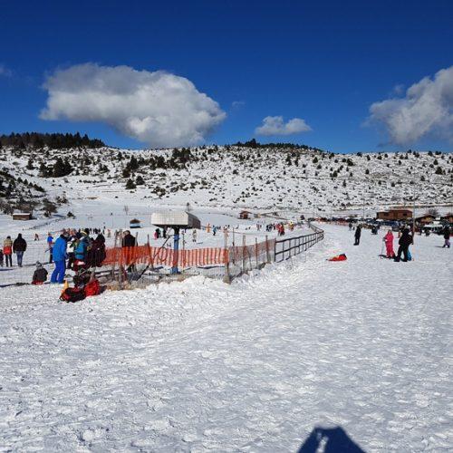 Η επιτροπή διοίκησης του Εθνικού χιονοδρομικού κέντρου Σελίου ευχαριστεί...