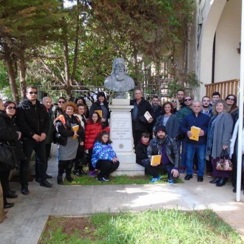 Εκδρομή μελών και φίλων της Εύξεινου Λέσχης Βέροιας   στην Αθήνα