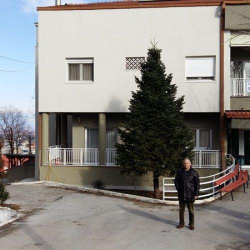 """""""Σωσσίδειο  Γηροκομείο της Βέροιας… στολίδι της πόλης μας"""" γράφει ο Γιώργος Ουρσουζίδης"""
