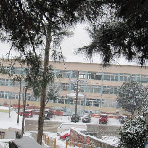 Κλειστά τα σχολεία στο Δήμο Βέροιας και αύριο Πέμπτη 12/01/2017