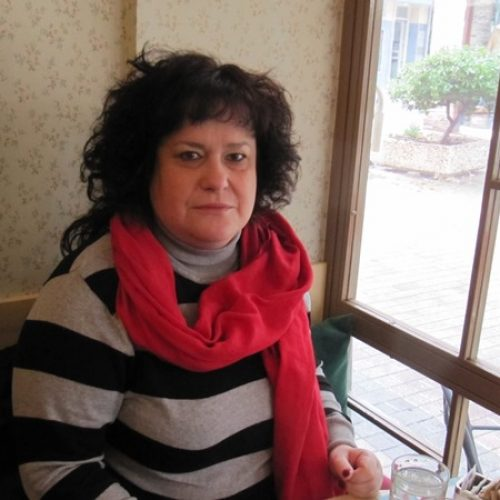 Αθηνά Πλιάτσικα Τσιπουρίδου. Μια δυναμική γυναίκα στο τιμόνι του Εμπορικού Συλλόγου Βέροιας