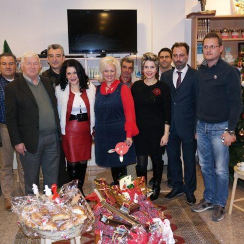 """Επισκέψεις στο """"Σπίτι της Βεργίνας"""" και άλλες γιορτινές εκδηλώσεις"""