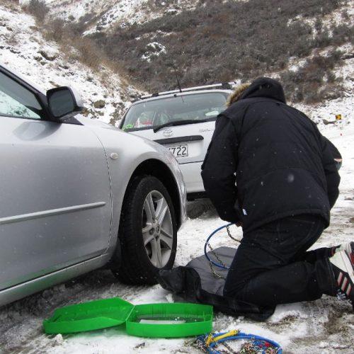 Η Κατάσταση του Οδικού Δικτύου στην Κ. Μακεδονία  Σάββατο 21 Ιανουαρίου ώρα  08.30