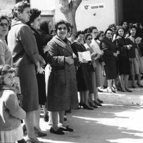 Σαν σήμερα, 19 Ιανουαρίου 1953, οι Ελληνίδες ψηφίζουν για πρώτη φορά σε βουλευτικές εκλογές