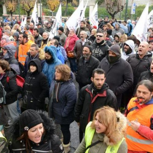 """Σύνδεσμος Συνταξιούχων Δημοσίου Αθήνας:  """"Οι εργαζόμενοι στους δήμους είναι παιδιά μας ο δικός τους αγώνας είναι και δικός μας"""""""