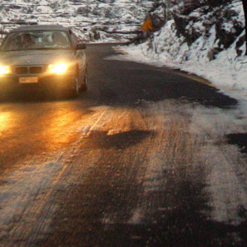 Η Κατάσταση του Οδικού Δικτύου στην Κ. Μακεδονία Παρασκευή 13 Ιανουαρίου ώρα 19:00