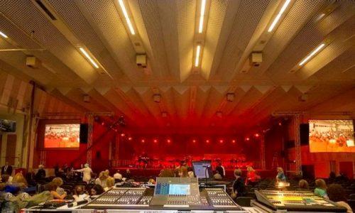 Έναρξη εγγραφών Β' Εξαμήνου τμήματος ηχοληψίας στη Συμφωνική Ορχήστρα Νέων Ελλάδος