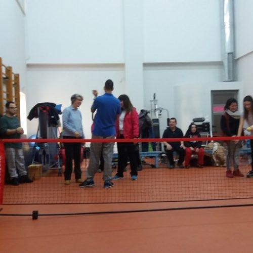 """Μάθημα Τένις για """"Τα Παιδιά της Άνοιξης"""""""
