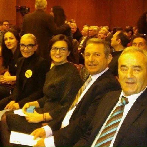 Ιδιαίτερη τιμητική διάκριση στο Σύλλογο Εθελοντών Αιμοδοτών Χαρίεσσας και στον Πρόεδρό του απένειμε το Πανεπιστήμιο Πάτρας