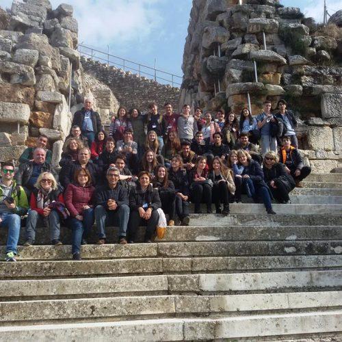 Στη Σμύρνη μαθητές και καθηγητές του 3ου ΓΕΛ Βέροιας