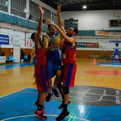 Μπάσκετ: Φίλιππος - Στρατώνι (55 - 67)