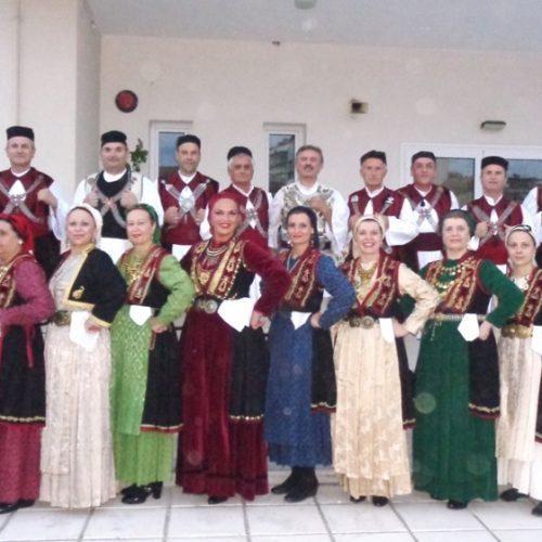Ο ετήσιος χορός του Ξηρολίβαδου στις 18 Φεβρουαρίου