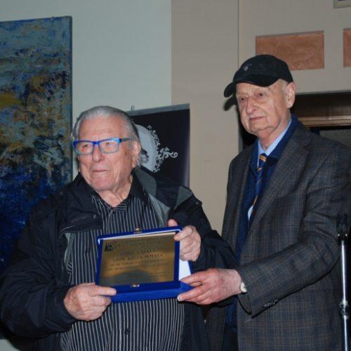 Οι κινηματογραφιστές της Βόρειας Ελλάδας τίμησαν τον Κώστα Βουτσά