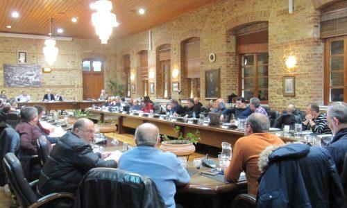 Συνεδριάζει το Δημοτικό Συμβούλιο Βέροιας, Δευτέρα 20 Φεβρουαρίου – Τα θέματα ημερήσιας διάταξης