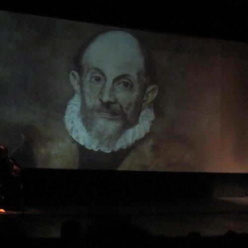 """Εντυπωσίασε και συγκίνησε η παράσταση """"Αναφορά στον Γκρέκο"""" στο Χώρο Τεχνών της Βέροιας"""
