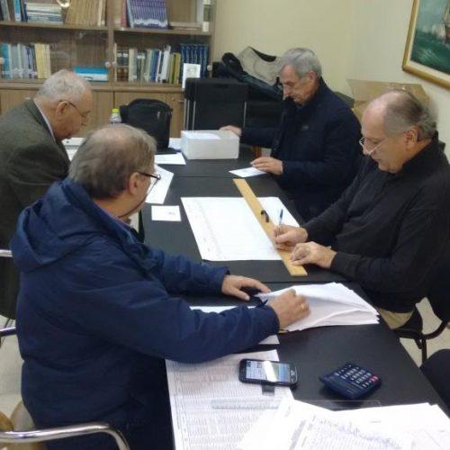 Έγιναν οι εκλογές για το νέο ΔΣ της ΕΑΑΣ στο Παράρτημα Ημαθίας