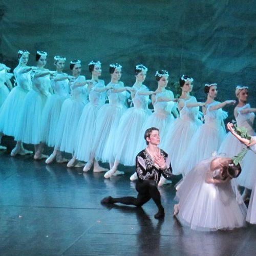 """""""Ζιζέλ"""" η αποθέωση του Ρομαντισμού. Από τα Κρατικά Μπαλέτα της Μόσχας, στο Χώρο Τεχνών της Βέροιας"""