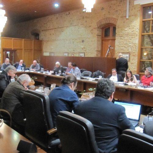 Ομόφωνο ψήφισμα συμπαράστασης στους κτηνοτρόφους από το Δημοτικό Συμβούλιο Βέροιας