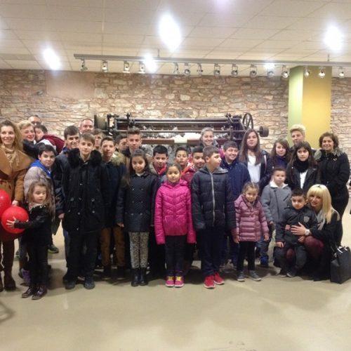 Την Νάουσα επισκέφτηκε η Εύξεινος Λέσχη Χαρίεσσας την πρώτη Κυριακή των Αποκριών