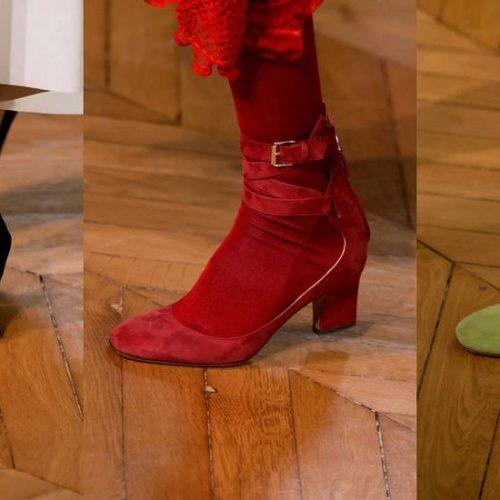 Μόδα: Οι τάσεις στα γυναικεία παπούτσια. Άνοιξη – Καλοκαίρι 2017