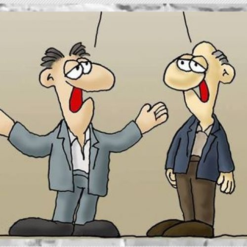 Ο Αρκάς με δύο σκίτσα του σχολιάζει τη συμφωνία στο Eurogroup